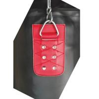 Sacco da Boxe Ironitro Pelle Elite Professional 120 x 35 KG