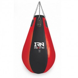 Sacco da Boxe Ironitro Pelle Made in THAILAND Professional a goccia 90 cm x 50 kg
