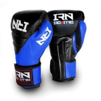 Boxing Gloves IRONITRO Tokio 2.0 Blue 2020