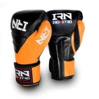 Boxing Gloves IRONITRO Tokio 2.0 Orange 2020