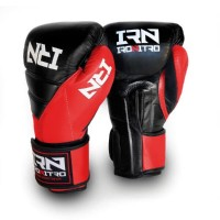 Boxing Gloves IRONITRO Tokio 2.0 Red 2020