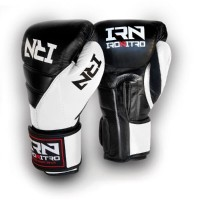 Boxing Gloves IRONITRO Tokio 2.0 Black / White 2020