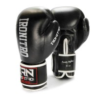 "Guantoni Boxe IRONITRO ""POWER FIGHT 2.0"" 10 Once in Pelle"