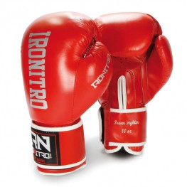 "Guantoni Boxe IRONITRO ""POWER FIGHT 2.0"" 10 Oz. Rossi"