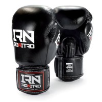 "Guantoni Boxe IRONITRO ""THAI PRO 10 oz EXTREME "" made in thailand"