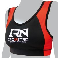 Top ragazza boxing IRONITRO