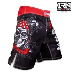 Pantaloncini Pirates Ironitro Kick MMA Gym