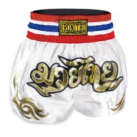 Pantaloncini Ironitro Muay Thai Gold Fighter