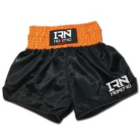 Pantaloncini Ironitro Iron Trunk Simple Orange/Black
