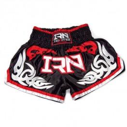 Pantaloncini NITRO THAI Muay Thai K1 Black THAI
