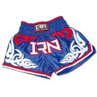 Pantaloncini NITRO THAI Muay Thai K1 Blue