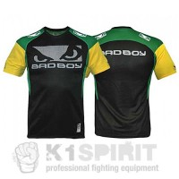 Rashguard Bad Boy Maniche corte Performance Brazil