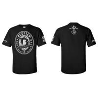 "T-shirt Booster ""Anniversary Tee Black"""