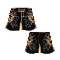 Pantaloncini MMA Pro Booster Shield Orange