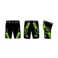 Pantaloncini Compression Short Long Valetudo Booster