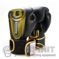 Guantoni Boxe Booster Oro Gold V5