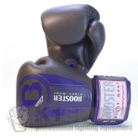 Guantoni Boxe Booster Grigi Gray V5  14 - 16 oz