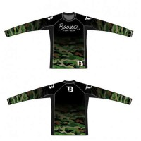 Rashguard MMA Booster Fight Gear Camo