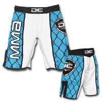 Pantaloncini MMA DANGER BLU CAGE