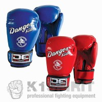 Guantoni Muay Thai Junior Danger Equipment