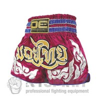 Pantaloncini Muay Thai Danger Equipment DEMTS 043
