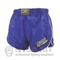 Pantaloncini Muay Thai DE Blu DERSN