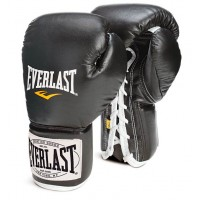 Guantoni Everlast Pro Fighter lacci 8 Oz. SCONTO 50%