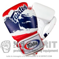 Guanti Muay Thai Fairtex Thailand Flag