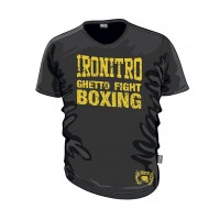 T-shirt Gold Fury Ironitro
