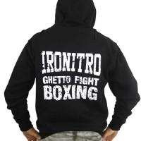 Felpa GHETTO FIGHT BOXING