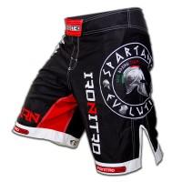 Pantaloncini Spartans 2.0 Ironitro Kick MMA Gym