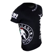 T-Shirt Spartans Ironitro kick boxing 2.0