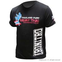 T-Shirt Muay Thai Muay Thai Fury Ironitro.