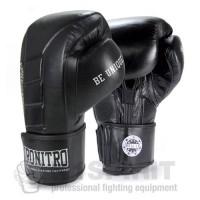 Guantoni Boxe IRONITRO X-PREDATOR Elite Black 12 oz.