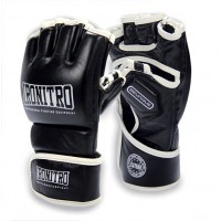 Guanti MMA Ironitro Black Power