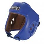 Casco boxe Ironitro Pro Start Open Chin BLU