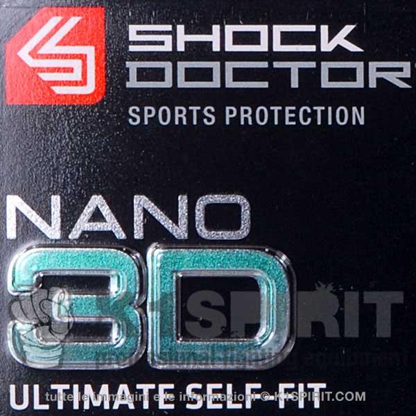 shock doctor gel nano instructions