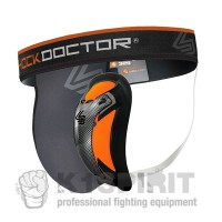 Conchiglia Shock Doctor Flex cup Carbon