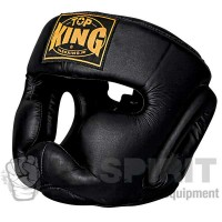 "Casco muay thai boxe Top King ""Extra Coverage"""