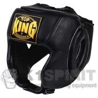 "Casco Top King ""Open Chin"""