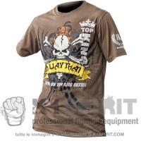 Tshirt TOP KING Skull