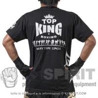 TSHIRT TOP KING MT SILVER