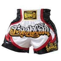 Pantaloncini Muay Thai Top King 065