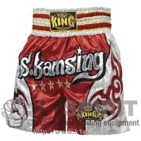 Pantaloncini Muay Thai Top King da BOXE