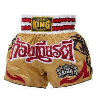 Pantaloncini Muay Thai Top King 075