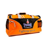 Borsone Palestra Twins Boxing Arancio