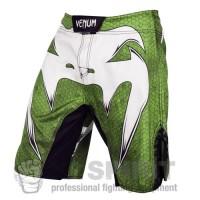 "Pantaloncini Venum MMA ""Amazonia 4.0"" Green Verdi"