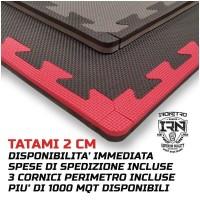 tatami 2 cm Certificato