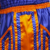 "Pantaloncini K1 Muay Thai IRONITRO ""Orange thai"