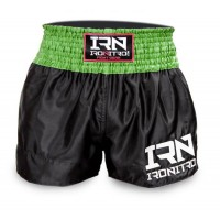 Pantaloncini Ironitro Iron Trunk Simple Green/Black